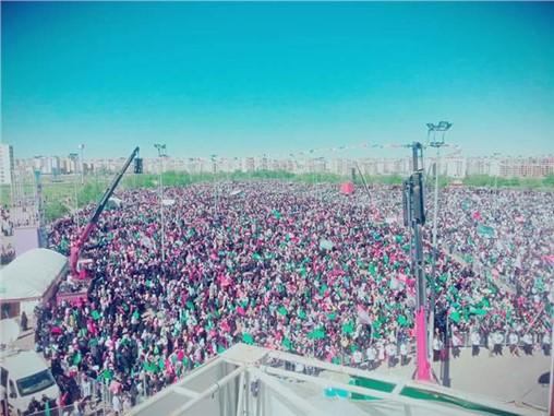 Diyarbakır Kutlu Doğum 2016