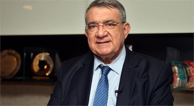 """Mersin Borsa Başkanı Özdemir; """"Ormanlık Alanda 3ncü Olan Mersin, Ormancılık Ürünleri İhracatında 10ncu"""""""