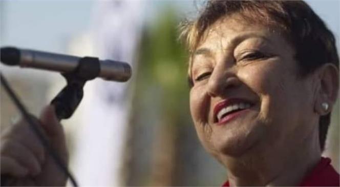 TRT Çukurova Radyosu Emekli Spiker Necla Akbulut, Denizde Geçirdiği Kalp Krizi Sonucu Hayatını Kaybetti