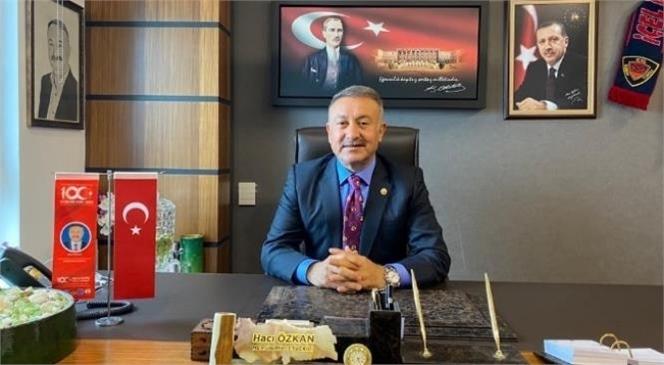 AK Parti Mersin Milletvekili Hacı Özkan Ramazan Bayramını Yayımladığı Mesajla Kutladı