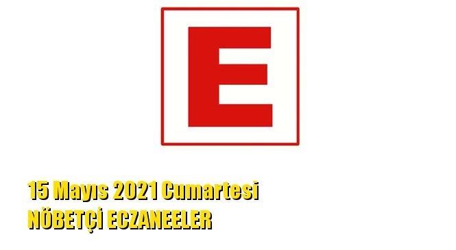 Mersin Nöbetçi Eczaneler 15 Mayıs 2021 Cumartesi