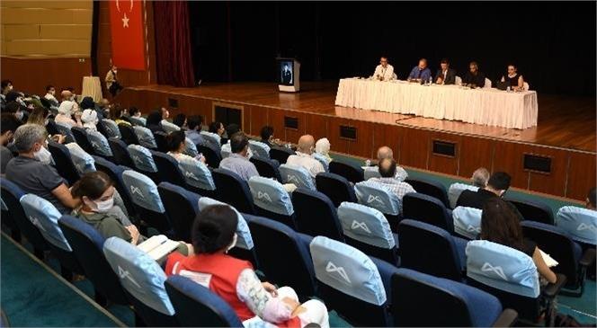 BM Mülteciler Yüksek Komiserliği Türkiye Temsilciliği, Büyükşehir Öncülüğünde STK Temsilcileri İle Buluştu! Mersin'deki Mültecilerin Sorunları Konuşuldu