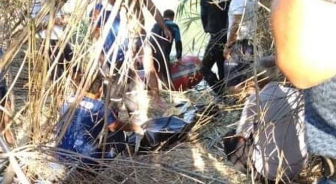 Mersin Mut'ta Göksu Nehrine Giren 17 Yaşındaki Mehmet Keleş Boğularak Hayatını Kaybetti