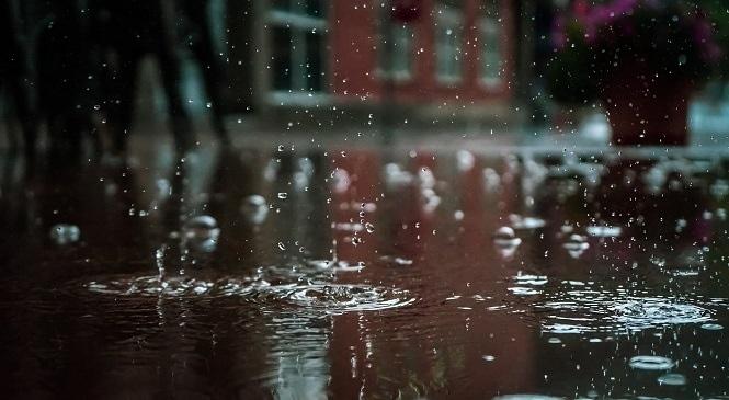 Meteoroloji Genel Müdürlüğü Tarafından Yapılan Son Tahminlere Göre Doğu Akdeniz'de Yağış Bekleniyor