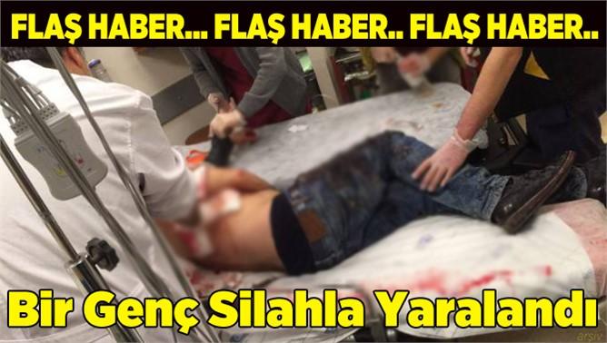 Tarsus'taki Olaylarda 1 Genç Silahla Yaralandı