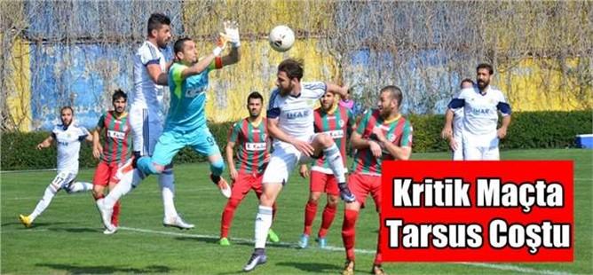 Tarsus İdman Yurdu:3 - AmedSpor:0