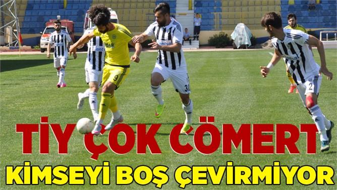 Tarsus Sahasında AydınSpor'a Boyun Eğdi: 0-1