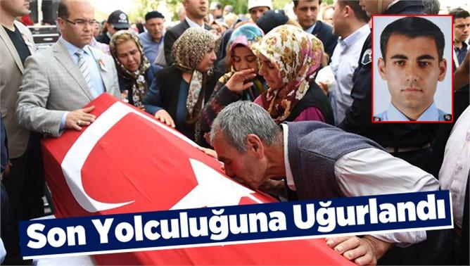 Polis Memuru Murat Küpeli Tarsus'ta Dualarla Uğurlandı