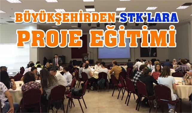 """Mersin Büyükşehir'den STK'lara """"Proje Eğitimi"""""""