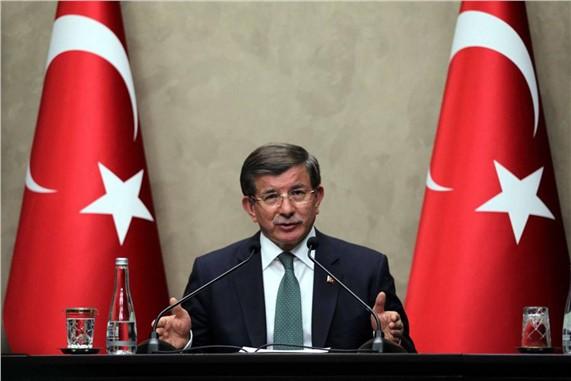 Başbakan Davutoğlu Bursa saldırısına ilişkin konuştu