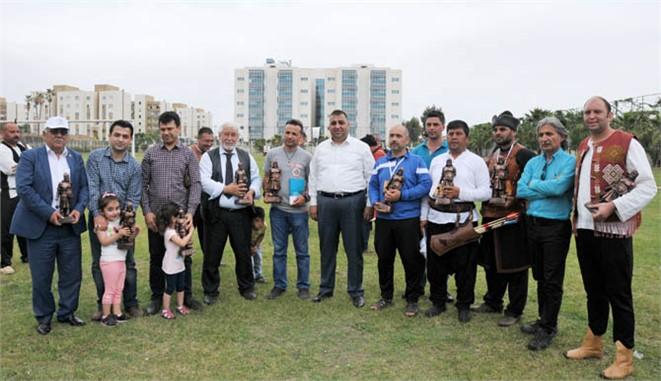 Tarsus'ta Okçuluk Turnuvası