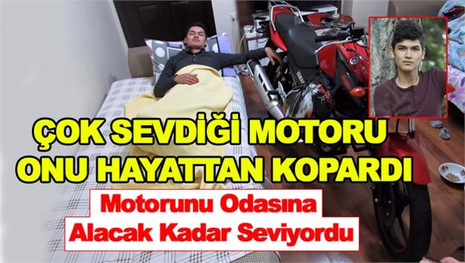 Tarsus'ta Fatih Topal Motosiklet Kazasında Hayatını Kaybetti