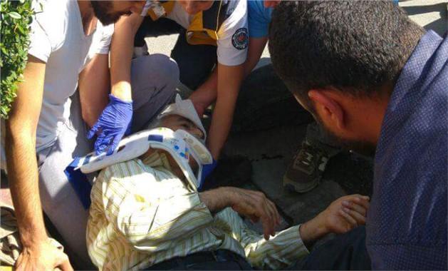 Tarsus' ta Trafik Kazası 1 Yaralı