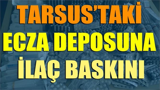 Tarsus'ta İlaç Operasyonu