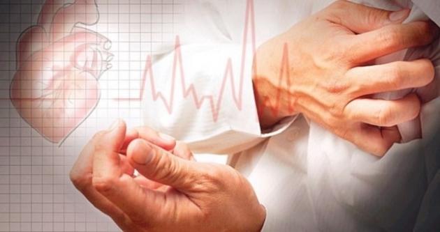 Sıcak havalarda kalp krizi riskini önleyin