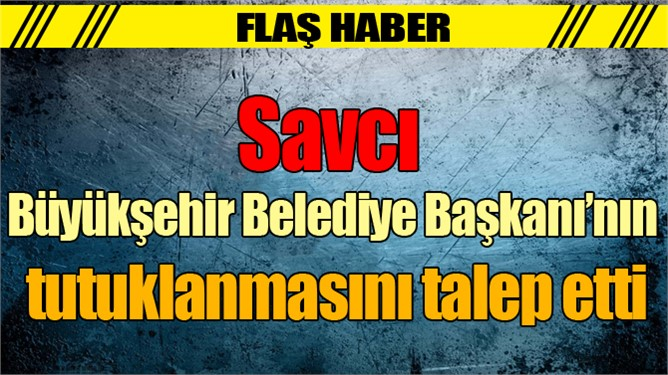 Savcılık, Adana Büyükşehir Belediye Başkanı Hüseyin Sözlü İçin Tutuklama Talep Etti