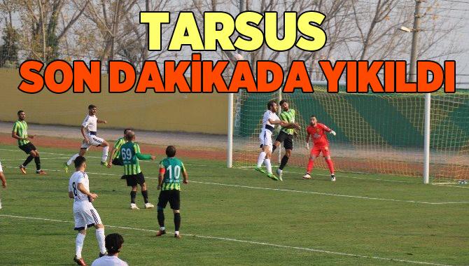 Darıca Gençlerbirliği-Tarsus İdmanyurdu: 1-0
