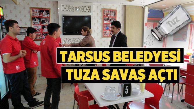 Tarsus Belediyesi Tuza Savaş Açtı