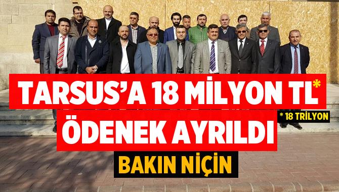 Ak Parti Tarsus İlçe Başkanı İbrahim Gül, Eski Adliye Binası Müzeye Dönüşecek
