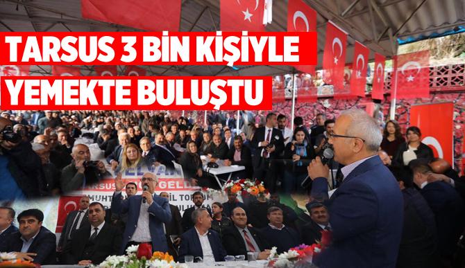 Bakan Elvan, Güzeloluk'ta seçmenle buluştu