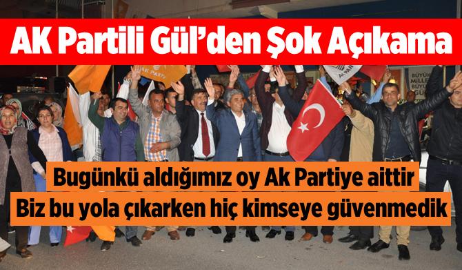 İbrahim Gül'den Çok Tartışılacak Referandum Yorumu