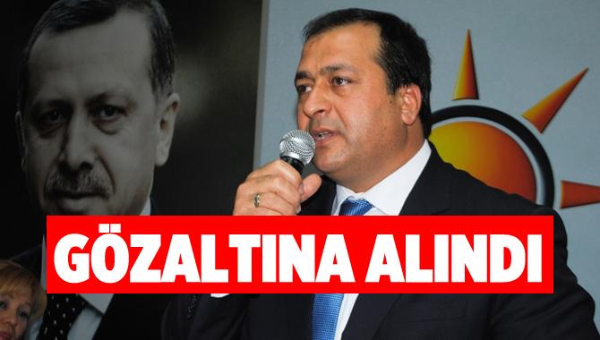 AK Partili Eski Vekil Ahmet Uzun Gözaltında