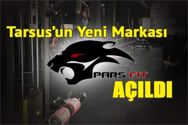 Tarsus'ta Açıldı, ParsFit Spor ve Vücut Geliştirme Salonu Faaliyete Girdi