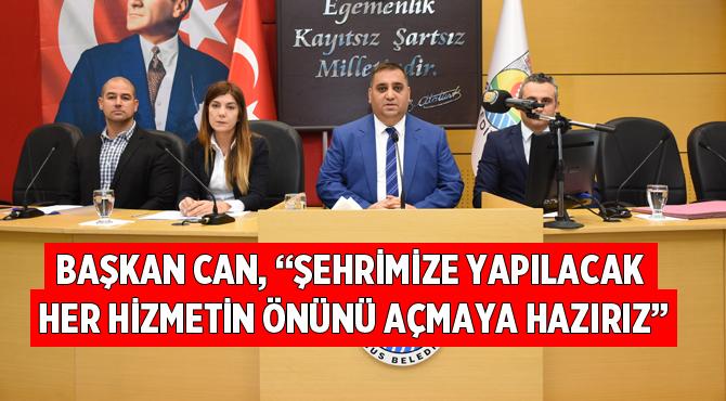 Tarsus Belediyesi Kasım Ayı Olağanüstü Toplandı