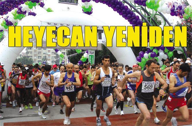 Heyecan Yeniden Yaşanacak, Tarsus Yarı Maratonu 25 Mart'ta Koşulacak
