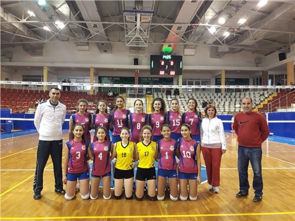 Tarsus Belediyespor Adana DSİ'yi Yendi:3-0