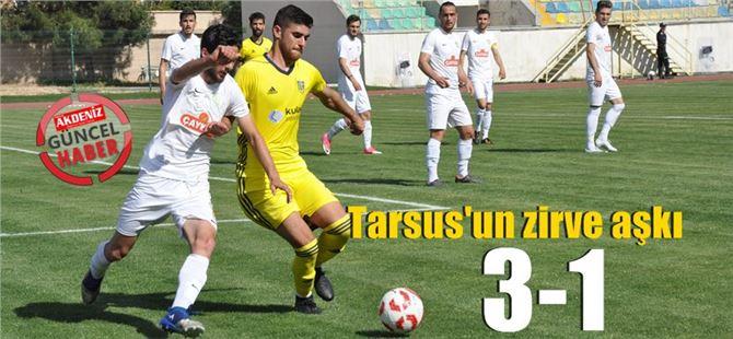 Tarsus İdmanyurdu 3- Düzyurtspor 1
