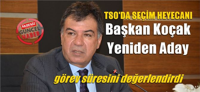Tarsus TSO'da Seçim Heyecanı