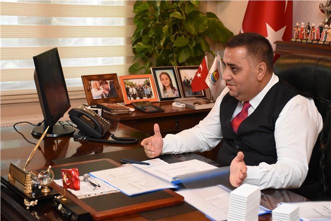 """Başkan Can, """"Tarsus Üniversitesi Hayırlı Olsun"""""""