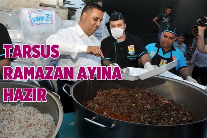 Tarsus Ramazan Ayına Hazır