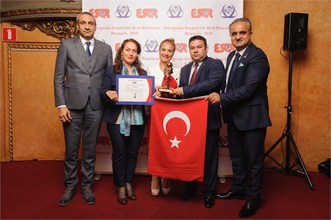 Tarsus Belediyesine Bir Ödül Daha