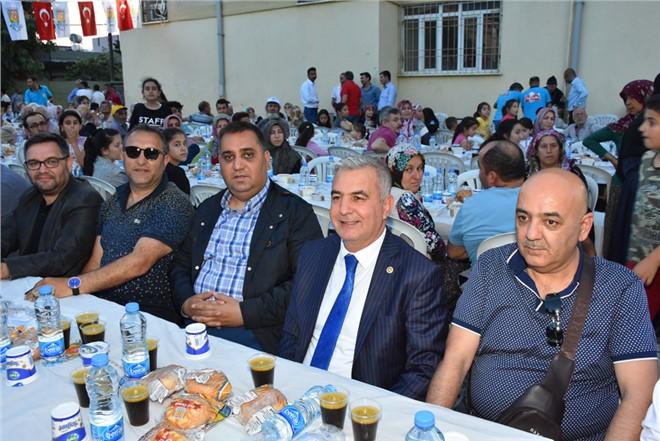 Tarsus Belediyesi, Gaziler Mahallesinde İftar Verdi
