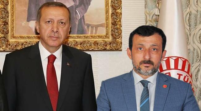 AK Parti Mv. Aday AdayıZekiKabaTeşekkür Mesajı Gönderdi.