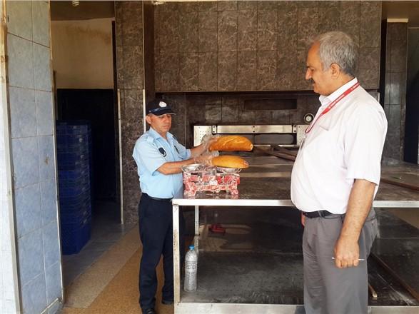 Ramazan'da Zabıta'dan Ekmek Fırınlarına Denetim