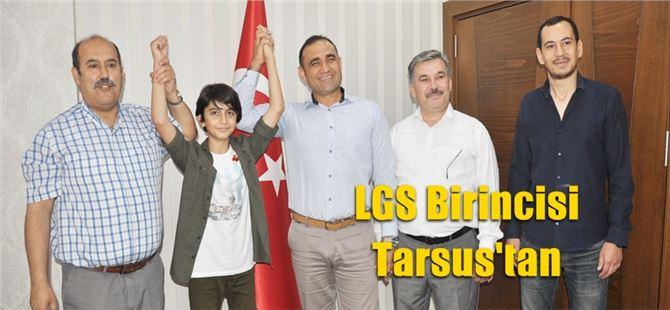 """LGS Türkiye birincisine """"Altın"""" ödülü"""