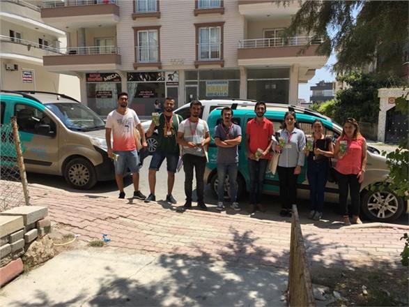 Tarsus Belediyesinden Geri Dönüşüm Eğitimi