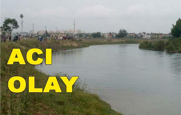 Tarsus Berdan Nehrinde Boğulma Olayı, 2 Kişi Boğularak Hayatını Kaybetti