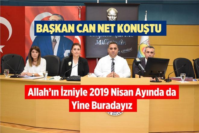 Tarsus Belediye Meclisi Ekim Ayı Toplantısını Gerçekleştirdi
