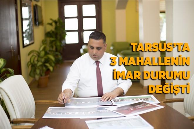Tarsus'ta 3 Mahallede Oturanlar Dikkat!