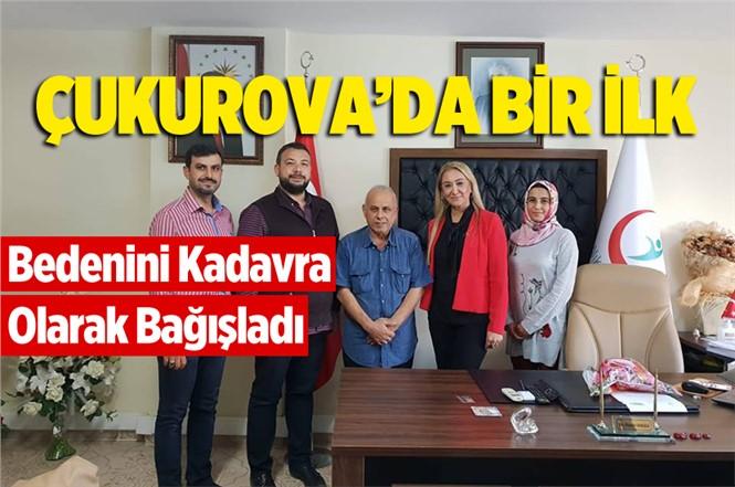 Tarsus'ta Ali Sulanç Bedenini Kadavra Olarak Bağışladı