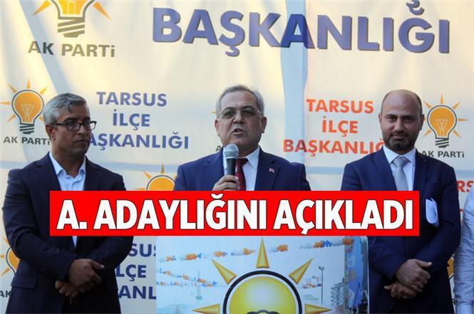 Mustafa Kemal Karaoğlu, Aday Adaylığını Açıkladı