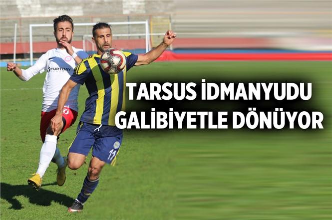Zonguldak Kömürspor 0-Tarsus İdman Yurdu 2