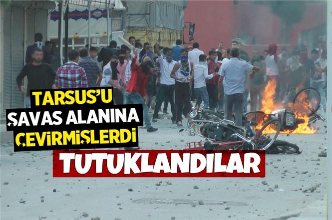Tarsus'ta Terör Örgütü Pkk Operasyonu