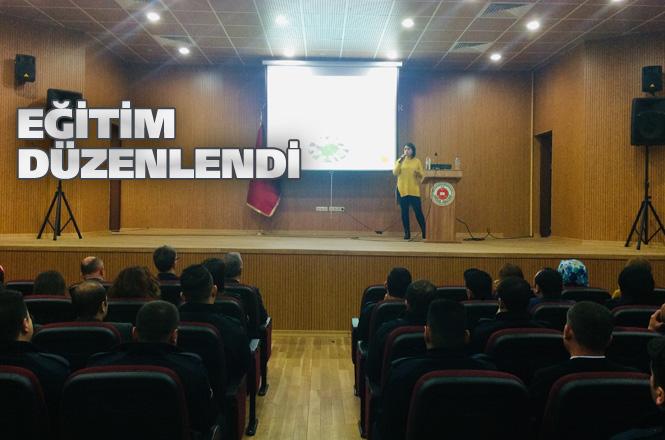 Denetimli Serbestlik Müdürlüğü Koordinesinde, Kadına Yönelik Şiddetle Mücadele Eğitimi