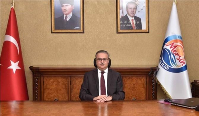 Mersin Valisi Su'dan, 12 Mart İstiklal Marşı'nın Kabulü ve Mehmet Akif Ersoy'u Anma Günü Mesajı