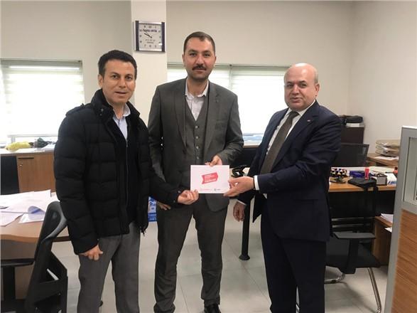"""Tarsus TSO'dan """"Burası Türkiye Burada İş Var"""" Bilgilendirmesi"""